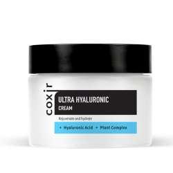 Крем для лица с гиалуроновой кислотой COXIR Ultra Hyaluronic Cream