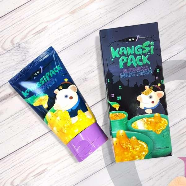 Золотая маска  Elizavecca Milky Piggy Kangsi Pack