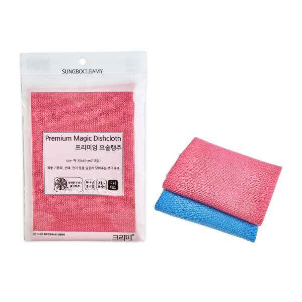 Салфетка для кухни Premium Magic Kitchen Cloth SUNGBO