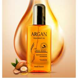 Medi Flower Argan Treatment Hair Oil Аргановое масло
