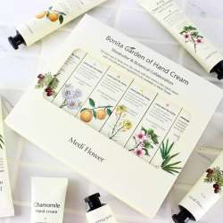 Medi Flower Bonita Garden Hand Cream Set Набор кремов для рук