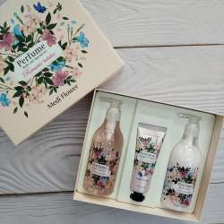 Medi Flower Perfume Body Care Special Set (Romantic Holiday) Парфюмированный набор для тела