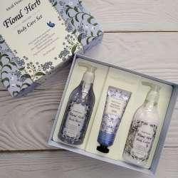 Medi Flower Perfume Body Care Special Set (Floral Herb)Парфюмированный набор для тела