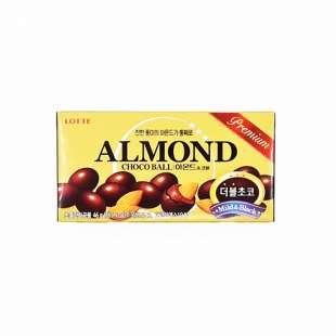 ALMOND CHOCO BALL PREMIUM Миндаль в двойном шоколаде