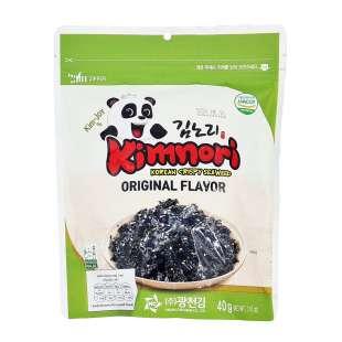 Хлопья KimNori Из водорослей с кунжутом Kimnori korean crispy seaweed original flavor