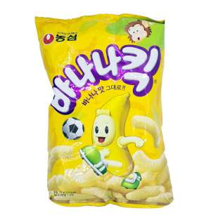 Кукурузные палочки Nongshim Banana Kick
