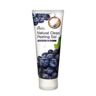 Ekel Grape Natural Clean Peeling Gel Пилинг-скатка с экстрактом черного винограда