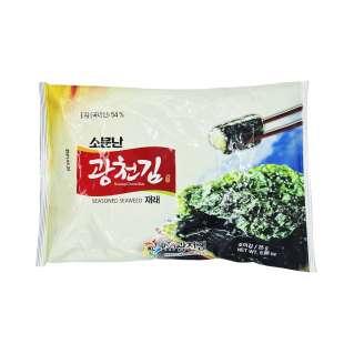Жареные листья сушеных водорослей KwangCheon Kim