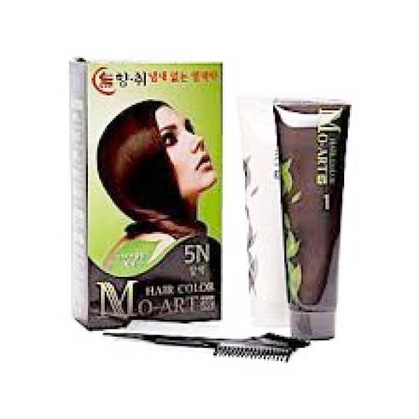 Мо-Art Краска для волос прямиком из Южной Кореи