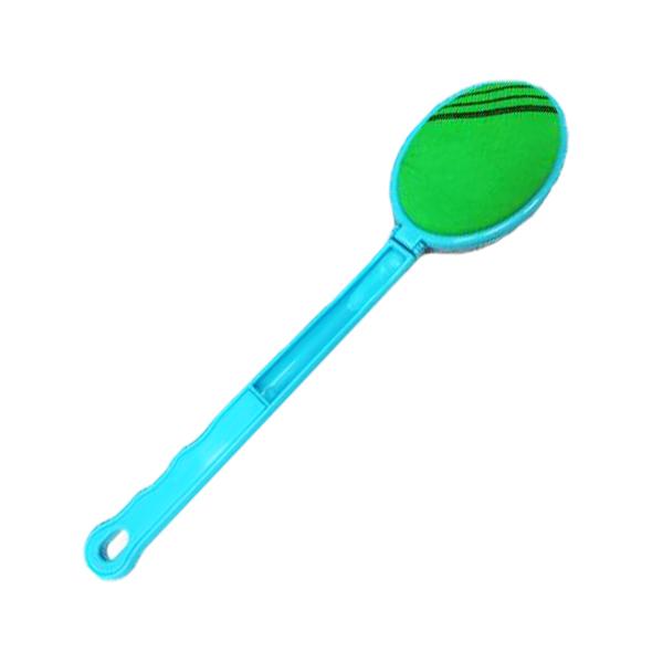 Вискозная Мочалка - скраб/пилинг с ручкой