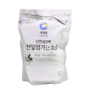 Dessange sea salt пищевая морская соль