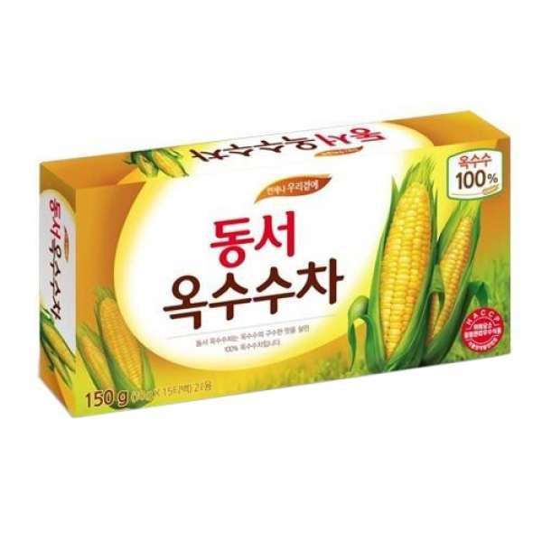 Кукурузный чай