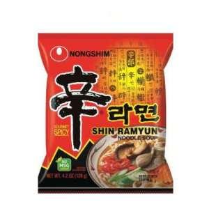 NONGSHIM Shin Ramyun Шин Рамен (пачка)