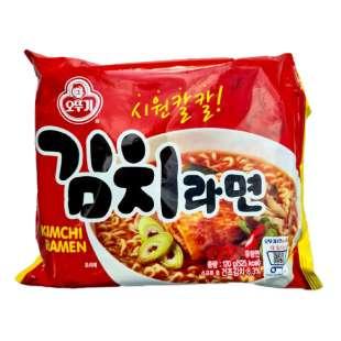 OTTOGI Kimchi Ramen Кимчи рамен