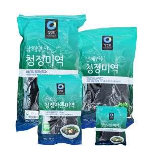 Daesang  Seaweed Сушенная морская капуста для супа «Миёк».