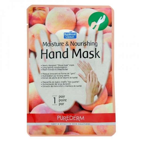 Маска для рук Purederm hand mask