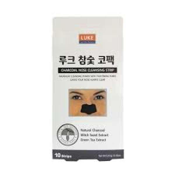 Маска для носа угольная