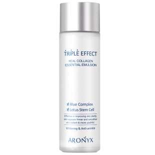 MEDI FLOWER ARONYX Triple Effect Emulsion Эмульсия для лица с тройным эффектом