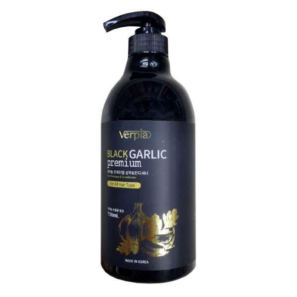 Шампунь-кондиционер с черным чесноком Black Garlic Premium Shampoo&Conditioner
