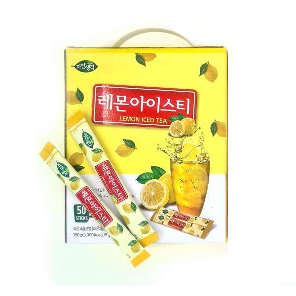 "Lemon Ice Tea. Айсти ""Лимон"""