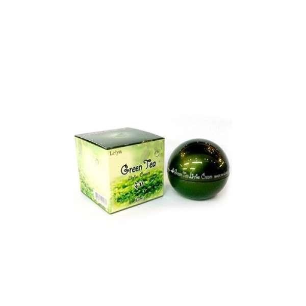 Лифтинг Крем для лица на основе Зеленого Чая Leiya Green Tea Lifting Cream