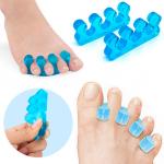 Гелевые разделители для пальцев ног