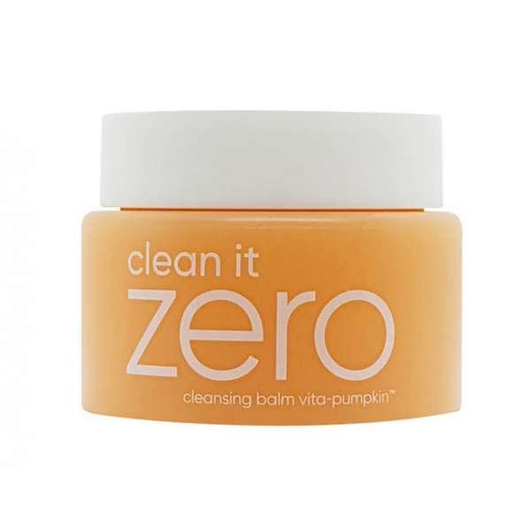 Очищающий щербет BANILA CO Clean it Zero Cleansing Balm Vita-Pumpkin