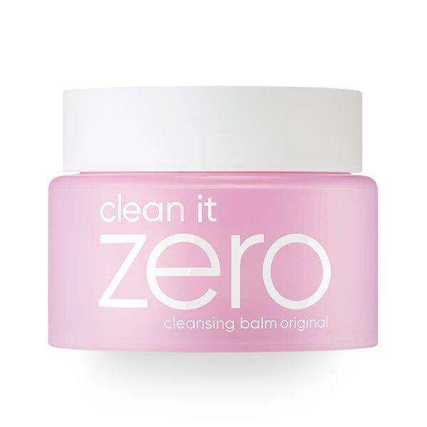 Очищающий щербет BANILA CO Clean it Zero Cleansing Balm Original