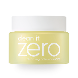 Очищающий щербет BANILA CO Clean it Zero Cleansing Balm Nourishing