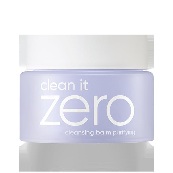 Очищающий щербет BANILA CO Clean it Zero Cleansing Balm Purifying