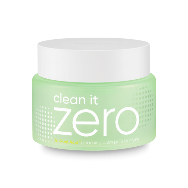 Очищающий щербет BANILA CO Clean it Zero Cleansing Balm Pore Clarifying