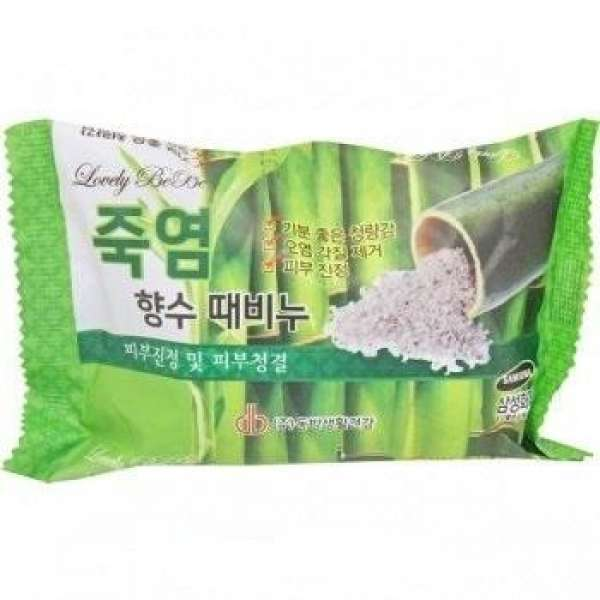 Bamboo Soap Мыло матирующее на основе соли Бамбука