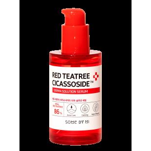 Some By Mi Red Tea Tree Cicassoside Derma Solution Serum Сыворотка для проблемной кожи